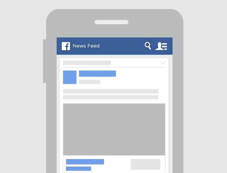 Facebook oglasni formati
