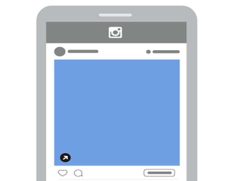 Instagram oglasni formati